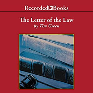 The Letter of the Law Audiobook