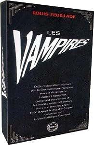 Les Vampires - Coffret 4 DVD [inclus le livre]
