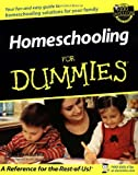 img - for Homeschooling For Dummies [Paperback] [2001] (Author) Jennifer Kaufeld book / textbook / text book