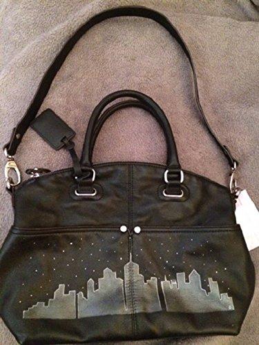 handpainted-city-skyline-tignanello-bag-with-detachable-shoulder-cross-body-strap