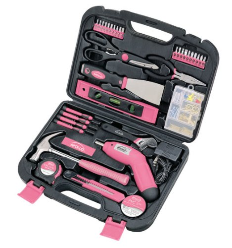 Apollo Precision Tools DT0773N1 Household Pink