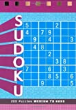 Sudoku: Medium to Hard