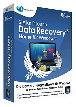 Data Recovery 5 Home für Windows