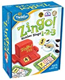Thinkfun Zingo ! 1-2-3 Game