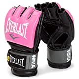 Everlast MMA Pro Style Grappling Gloves Women's - Pink / Black