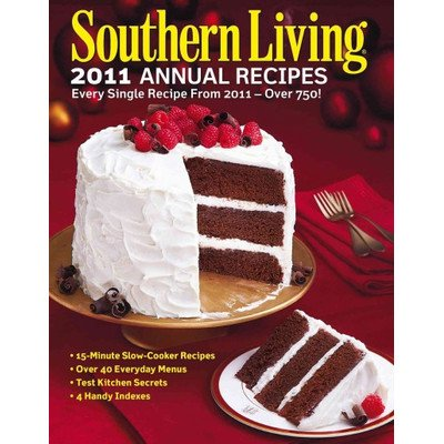 Southern Living 2011 Annual Recipes - 1