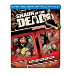 Shaun of the Dead (Steelbook) (Blu-ra...