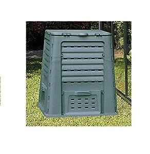 Exaco Thermoquick 110 Gallon Wibo Recycled Plastic Compost Bin