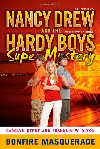 Bonfire Masquerade (Nancy Drew/Hardy Boys) PDF