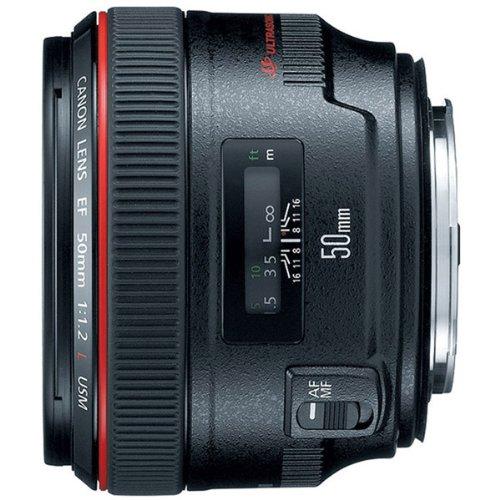 Canon EF 50mm f/1.2L USM Photo 1257B002