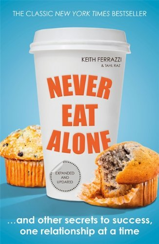 Never Eat Alone descarga pdf epub mobi fb2