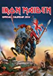Official Iron Maiden 2014 Calendar