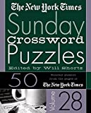 The New York Times Sunday Crossword Puzzles (031230515X) by Shortz, Will (Editor)