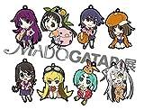 MADOGATARI SHAHT イベント限定 東京展 まどか☆マギカ 化物語 〈物語シリーズ〉 トレーディングラバーストラップ BOX