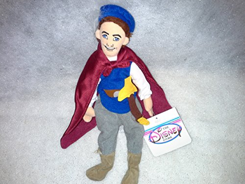 Prince Charming Beanie Baby from Snow White and the Seven Dwarfs