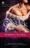 img - for Whisper of Scandal (Scandalous Women of the Ton Trilogy) book / textbook / text book