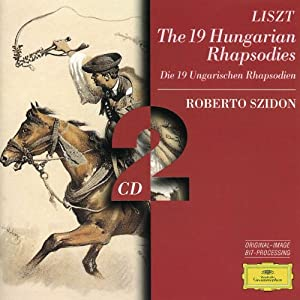 Liszt: Hungarian Rhapsodies Nos 1-19