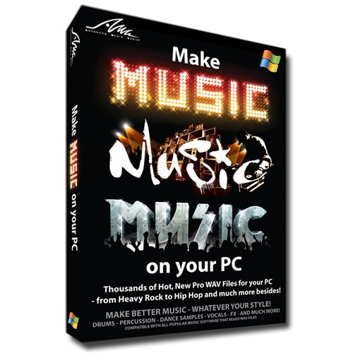 Make Music On Your PC (PC CD)