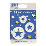 Set of 3 Star Cuttersby The Range