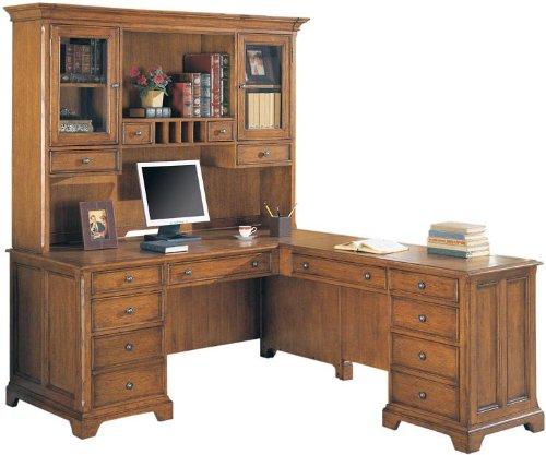 l shaped desk with hutch hja057 sale office desk. Black Bedroom Furniture Sets. Home Design Ideas