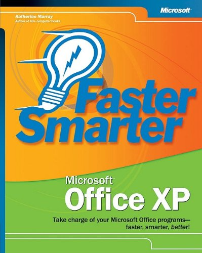 Faster Smarter Microsoft Office XP (Bpg-Other)