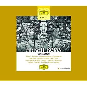 Berg: 5 Orchesterlieder nach Ansichtskartentexten von Peter Altenberg - 4. Nichts ist gekommen
