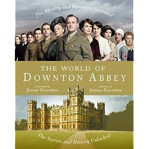 The World of Downton Abbey de Jessica Fellowes (le livre) 51-TU2Bw0FL._SL500_AA300_