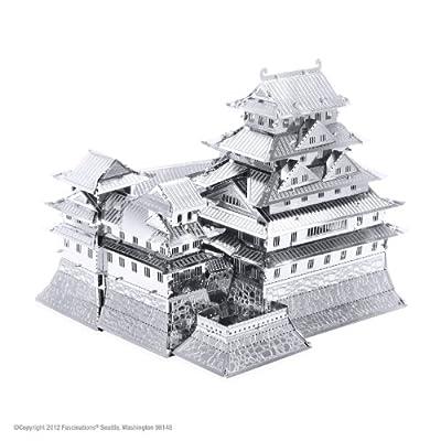 Fascinations Metal Earth 3D Laser Cut Model - Himeji Castle