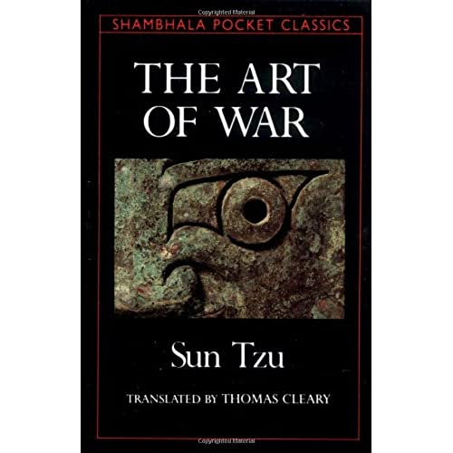 The Art of War (Pocket Edition) (Shambhala Pocket Classics)