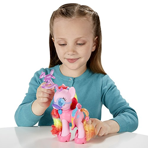 My Little Pony Fashion Style Pinkie Pie Figure Toys Games Toys Dolls Playsets Toy Figures