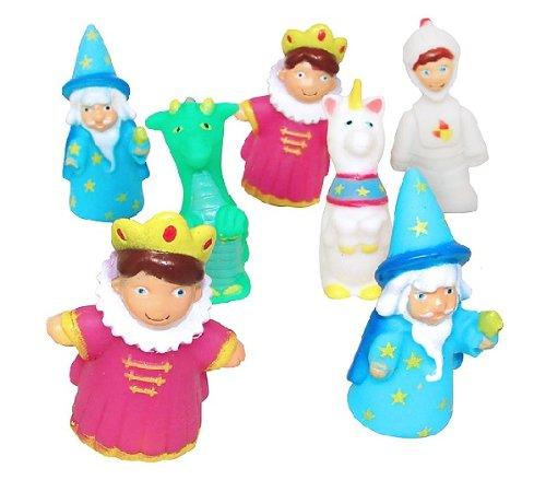 24-pc Fairy Tale Finger Puppet Party Favors