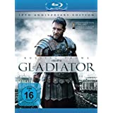 "Gladiator (10th Anniversary Edition) [Blu-ray]von ""Russell Crowe"""