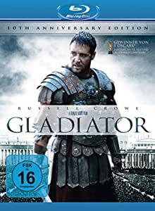Gladiator - 10th Anniversary Edition [Alemania] [Blu-ray]