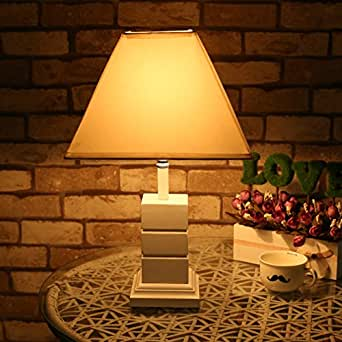 Ddl Pastoral Bedroom Bedside Lamp Study Rooms Living Room Table Lamp