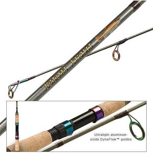 fishlander rods quantum teton trout series freshwater