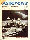ASTRONOMY Mercury, Vela/Pyxis, sidereal time 2/1987