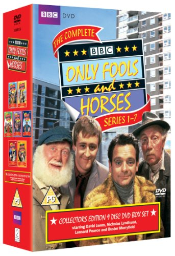 Only Fools and Horses Complete Series 1 - 7 Box