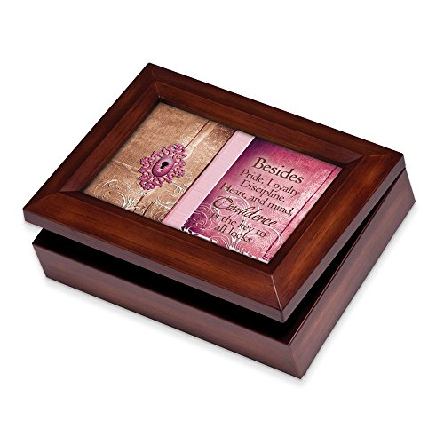 Cottage Garden Besides Pride Woodgrain Recordable Digital - 1