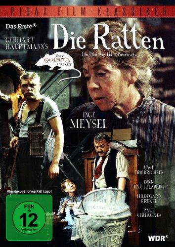 Die Ratten (Pidax Film-Klassiker)