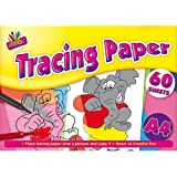 Tracing paper - A4 - 60 Sheets