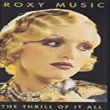 Coffret 4 CD : The Thrill Of It All 1972-1982par Roxy Music