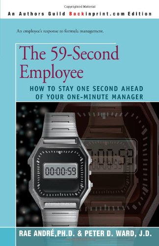 59-SECOND-EMPLOYEE-HOW-TO-STAY-ONE-SECOND-AHEAD-OF-YOUR-By-Peter-Ward-Rae-NEW