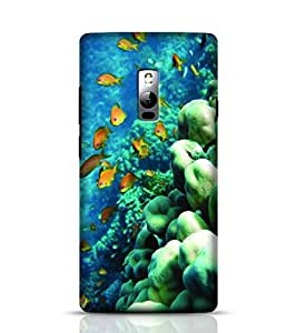 Stylebaby Phone Case Coral Colony Back Cover OnePlus 2