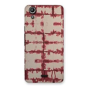 Enticing Brick Wall Vintage Back Case Cover for Micromax Canvas Selfie Lens Q345