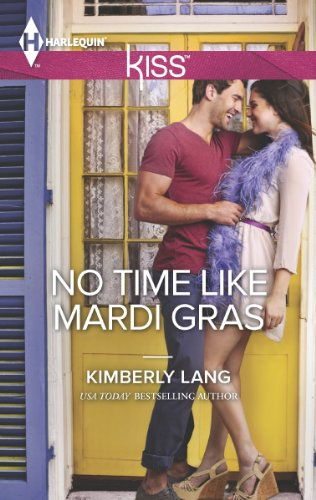 Image of No Time Like Mardi Gras (Harlequin Kiss)