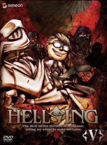 『ヘルシング』少佐、魑魅魍魎の長の姿を語ります!
