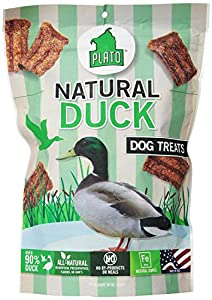 Plato Original Duck Dog Treats