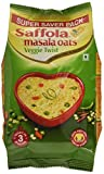 #8: Saffola Masala Oats Veggie Twist - 400gm Pouch