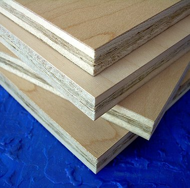 Maple Wood Art Panel 16x20x1/2 Inch Thick