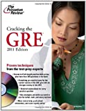 Cracking the GRE with DVD, 2011 Edition (Graduate School Test Preparation)